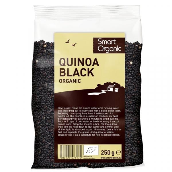 Quinoa neagra eco 250g [0]