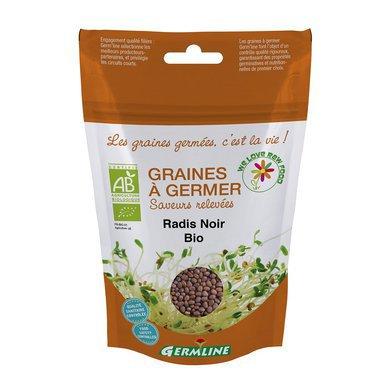 Ridiche neagra pentru germinat eco 150g 0