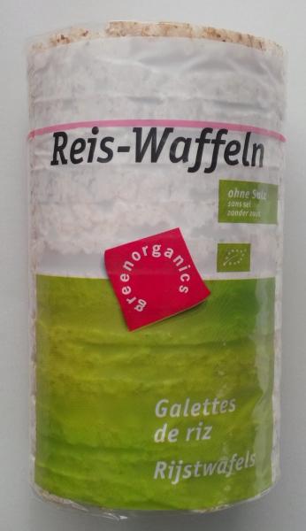 Rondele de orez fara sare eco 100g (GreenOrganics) [0]