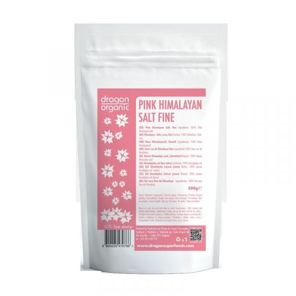 Sare roz de Himalaya fina 500g [0]