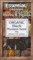 Seminte de mustar negru eco 50g 0