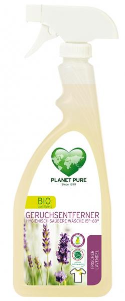Solutie pentru scos mirosuri bio - lavanda - 510 ml Planet Pure [0]
