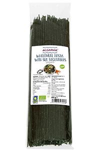 Spaghetti integrale cu alge marine eco 250g [0]