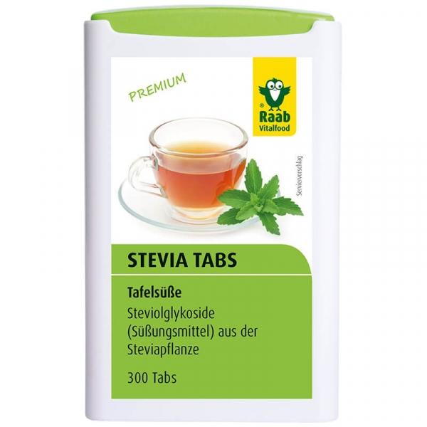 Stevia tablete premium 300buc RAAB 0