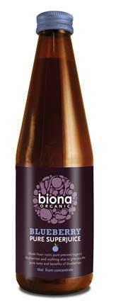 Suc de afine pur eco 330ml Biona [0]