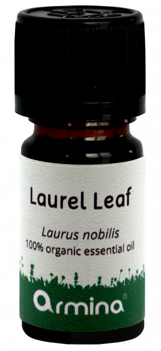 Ulei esential de dafin (laurus nobilis) pur bio 5ml ARMINA [0]