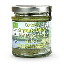 Unt din seminte de canepa raw eco 170g 0