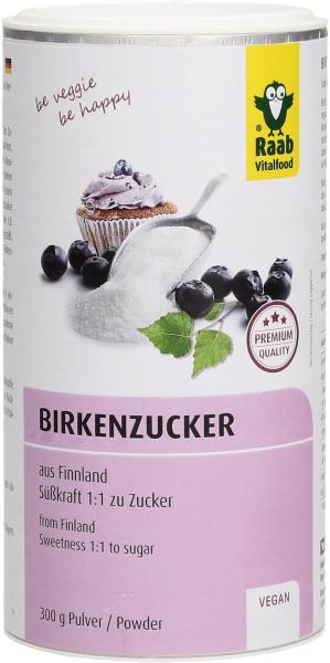 Zahar din mesteacan finlandez -xylitol- premium 300g RAAB [0]