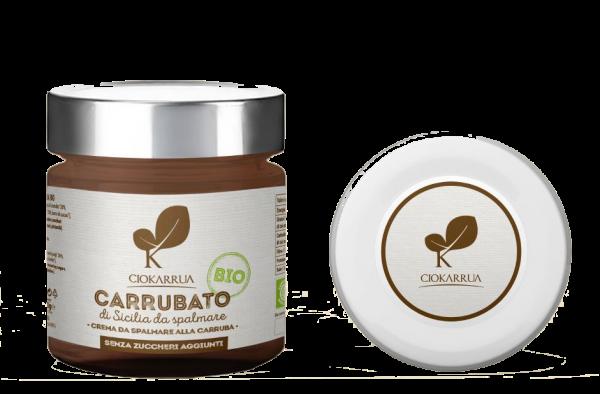 Crema de roscove, Ciokarrua Bio, 180g 0
