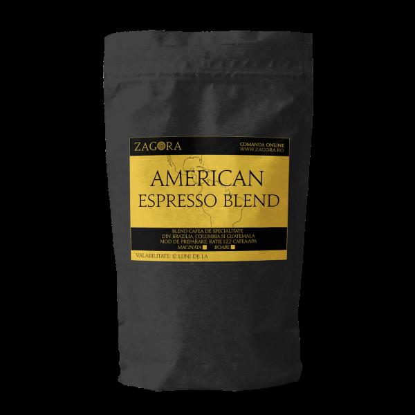 Cafea American Espresso Blend, de specialitate, artizanala 0