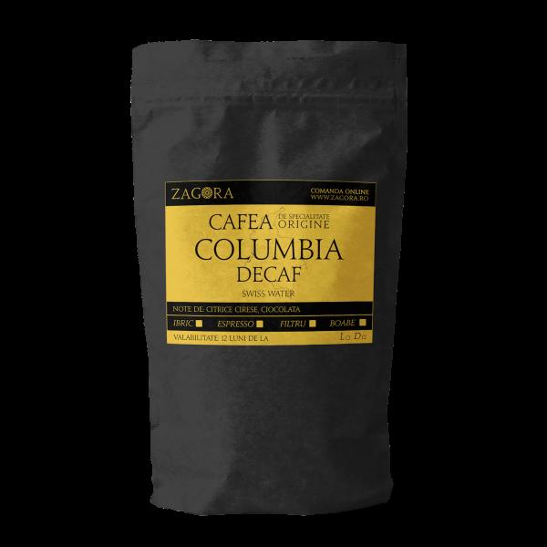 Cafea Decofeinizata Columbia, Single Origin, de specialitate, artizanala 0