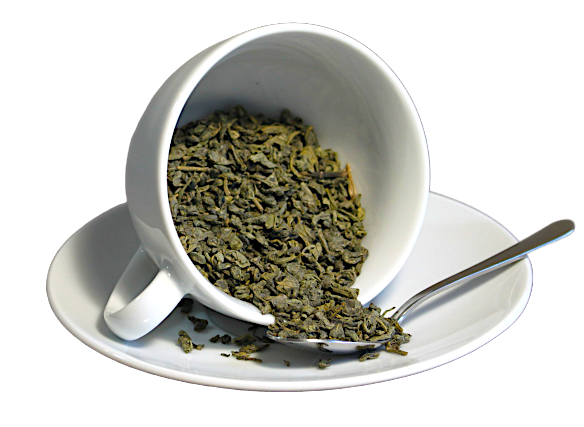 Ceai Gunpoweder Tea, 100% ceai verde, de specialitate, China, 50g 1