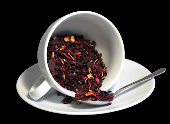Ceai Hibiscus Petals, 100% petale de hibiscus uscate, 50g 1