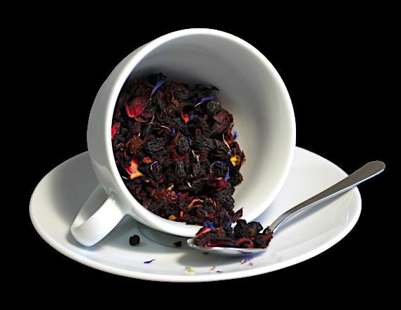 Ceai Icy Quencher, coktail de fructe, 50g 1