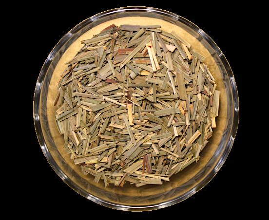 Ceai Lemongrass, 100% planta de lemongrass uscata, 50g 0