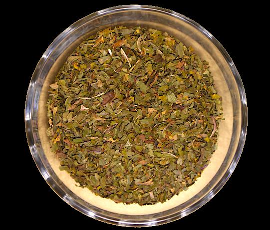 Ceai Peppermint, 100% frunze de menta uscate, 50 g 0