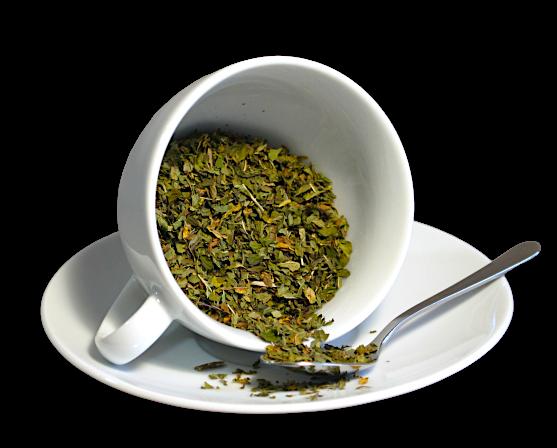 Ceai Peppermint, 100% frunze de menta uscate, 50 g 1