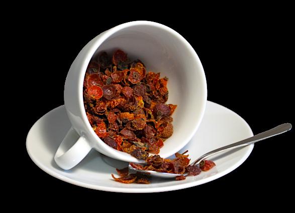 Ceai Rosehip Shells, 100% macese din trandafir salbatic uscate, 50g 1