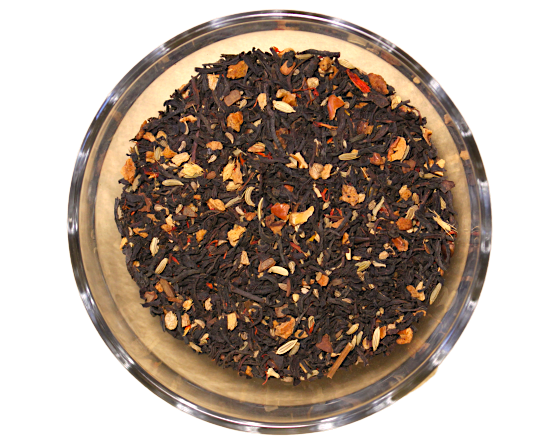Ceai Winter Delight, coktail de ceai negru aromatizat, cu fructe, 50g 0