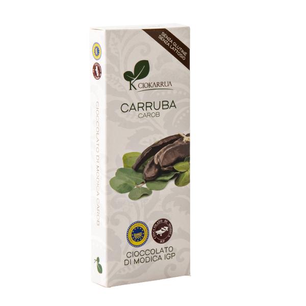 Ciocolata de Modica, Ciokarrua, aroma de roscova, 50% cacao 100g 0