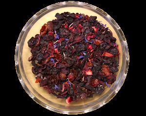 Ceai Icy Quencher, coktail de fructe, 50g0