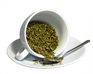 Ceai Peppermint, 100% frunze de menta uscate, 50 g1