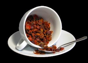 Ceai Rosehip Shells, 100% macese din trandafir salbatic uscate, 50g1