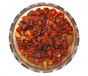 Ceai Rosehip Shells, 100% macese din trandafir salbatic uscate, 50g0