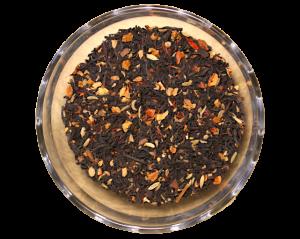 Ceai Winter Delight, coktail de ceai negru aromatizat, cu fructe, 50g0