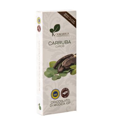 Ciocolata de Modica, Ciokarrua, aroma de roscova, 50% cacao 100g0