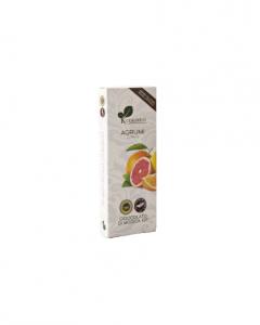 Ciocolata de Modica, Ciokarrua, citrice, 100g0