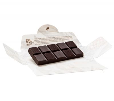Ciocolata de Modica, Ciokarrua, Single Origin, 69% cacao, 50 g1