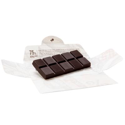 Ciocolata de Modica, Ciokarrua, Single Origin, 75% cacao 50 g2