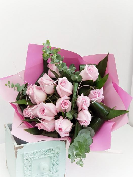 13 trandafiri roz [0]