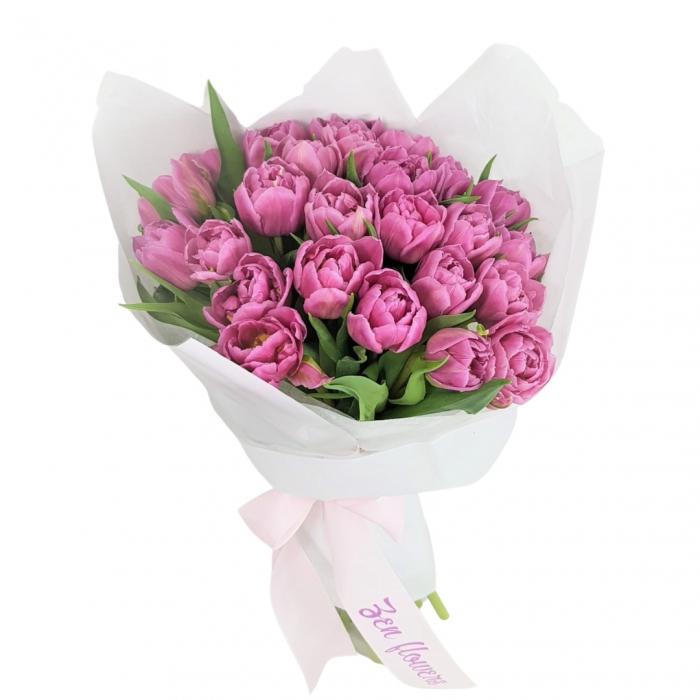 25 lalele roz [0]