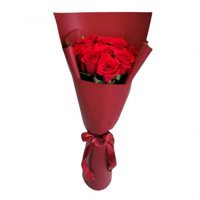 9 Trandafiri rosii [0]