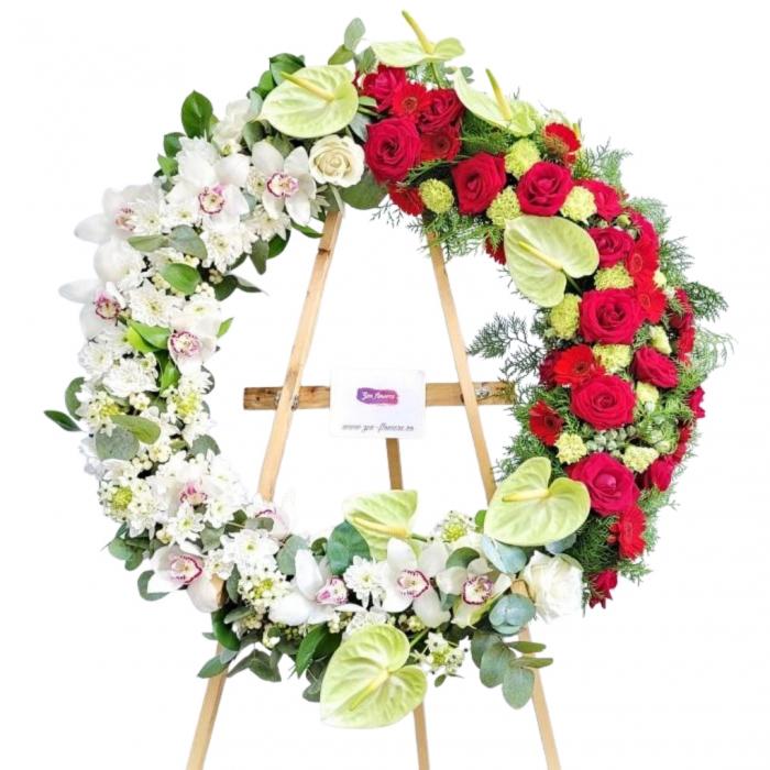 Coroana funerara regrete eterne [0]