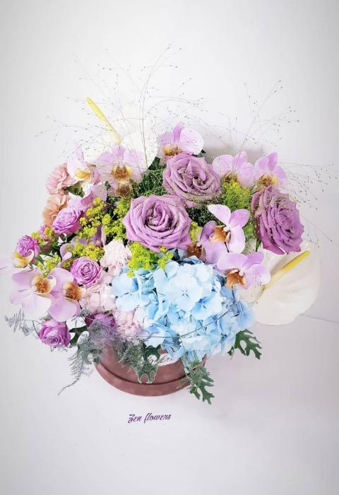 Pictura florala 0