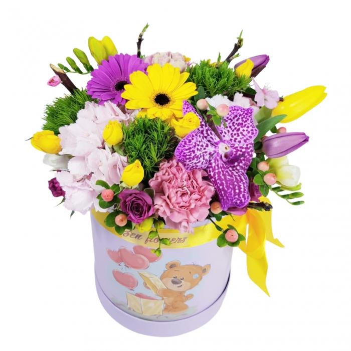 Tedy's flower box [0]