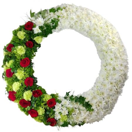 Coroana funerara simpatie [0]