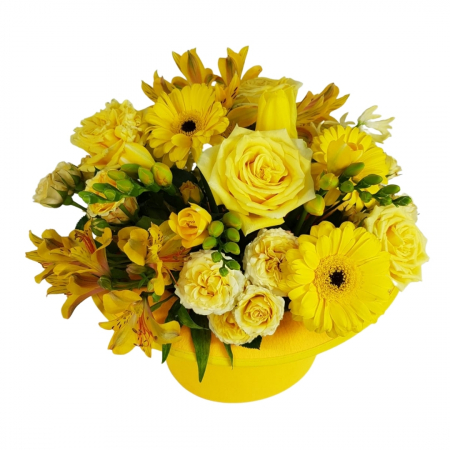 joben si flori galbene [0]