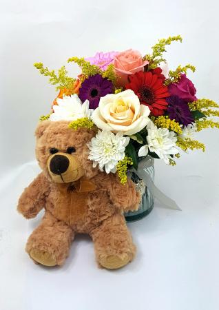 Teddy bear [1]