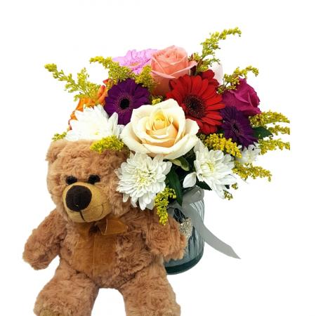 Teddy bear [0]