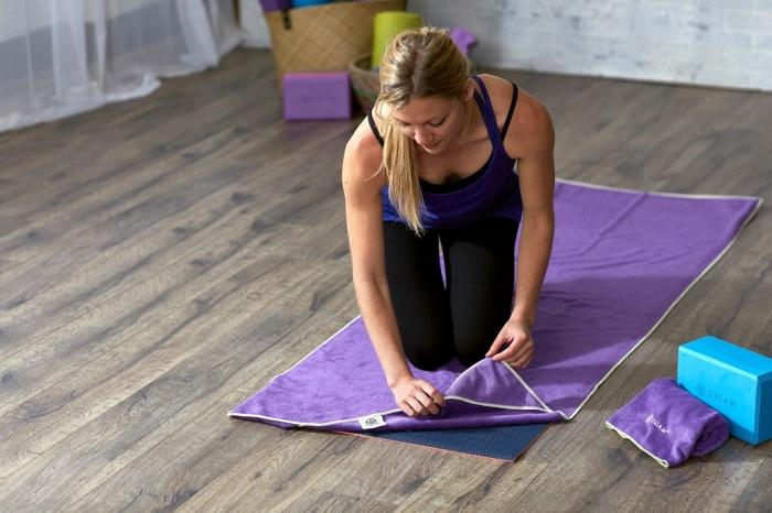 Prosop Yoga Gaiam - Stay Put 5