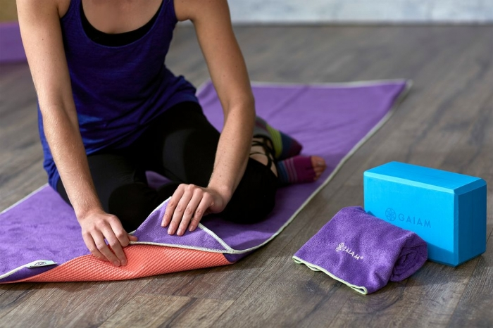 Prosop Yoga Gaiam - Stay Put 7