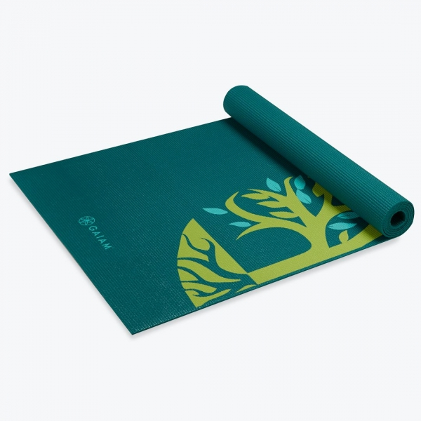 Saltea Yoga Gaiam - 3 mm - Root To Rise 2