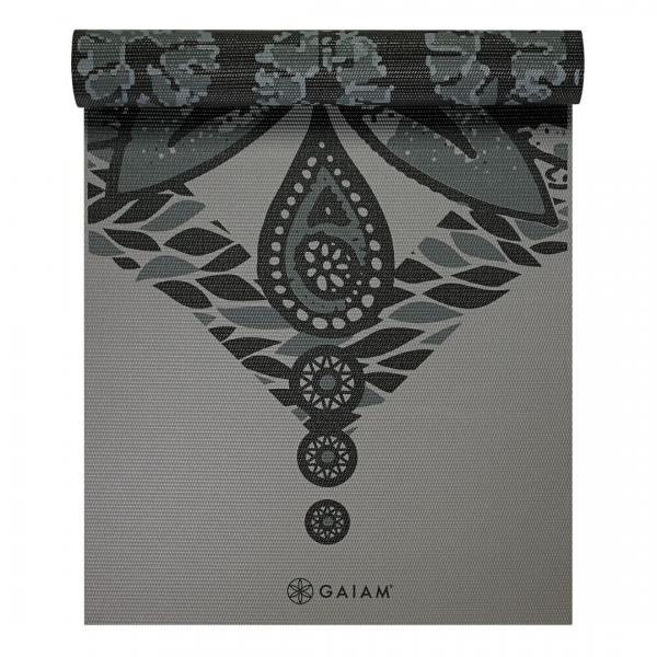 Saltea Yoga Gaiam Reversibila - 6 mm - Reflection 2