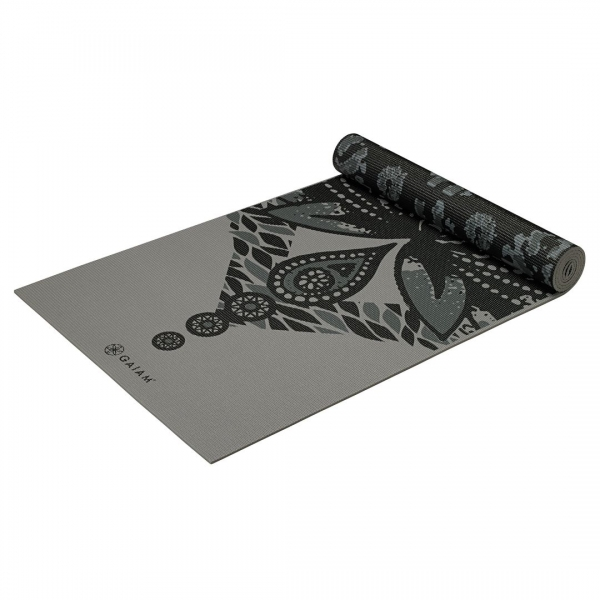 Saltea Yoga Gaiam Reversibila - 6 mm - Reflection 4