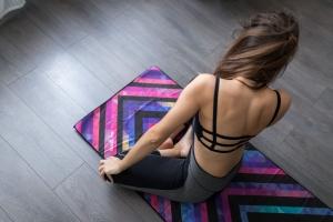 Prosop Yoga Design Lab - Chevron Maya6