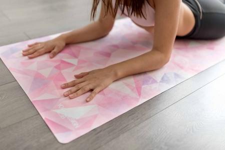 Saltea Travel Yoga Design Lab - 1 mm - Aamani5